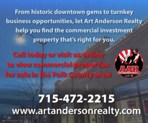 Art Anderson Realty-Commercial Properties Polk County, Wisconsin