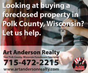 Art Anderson Realty-Foreclosures in Polk County, Wisconsin